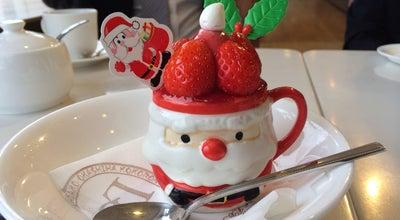 Photo of Cafe リビドー 出雲店 at 大津新崎町1-23-2, 出雲市 693-0012, Japan