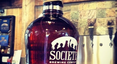 Photo of Brewery Societe Brewing Company at 8262 Clairemont Mesa Blvd, San Diego, CA 92111, United States