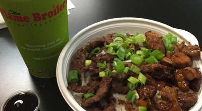Photo of BBQ Joint The Flame Broiler at 1249 W Carson St, Torrance, CA 90502, United States