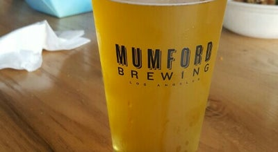 Photo of Brewery Mumford Brewing at 416 Boyd St, Los Angeles, CA 90013, United States