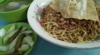 Photo of Ramen / Noodle House Pangsit Mie Rawon Ncek Gundul at Jl. Soekarno Hatta No. 85, Pasuruan, Indonesia