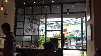 Photo of Cafe The Fat Turtle at Jalan Petitenget 886a, Seminyak 80361, Indonesia