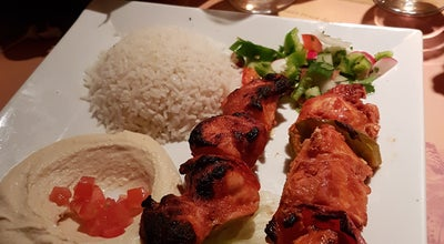 Photo of Middle Eastern Restaurant Al Charq at 20 Rue Rouaze, Cannes 06400, France