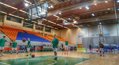 Photo of Basketball Court Steveco Areena at Ututie 4 48350, Finland