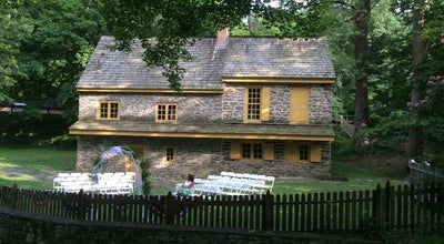 Photo of Historic Site Historic Rittenhousetown at 206 Lincoln Dr, Philadelphia, PA 19144, United States