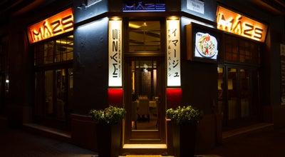 Photo of Sushi Restaurant Imázs Thai és Sushi Étterem at Hajós U. 16-18., Budapest 1065, Hungary