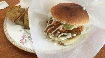 Photo of Burger Joint ザ・ルーモァバーガー(The Rumour Burger) at 真清田1-2-1, 一宮市 491-0043, Japan