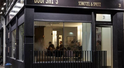 Photo of Austrian Restaurant Boopshi's at 31 Windmill St, London W1T 2JN, United Kingdom