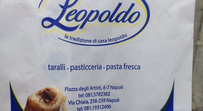 Photo of Dessert Shop Leopoldo at Via Chiaia 258-259, Napoli, Italy