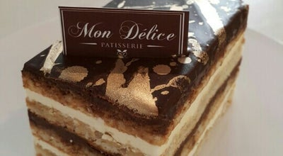 Photo of Bakery Mon Délice Patisserie at 36 Jalan Servis, George Town 10050, Malaysia