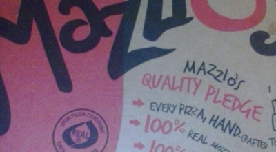 Photo of Pizza Place Mazzios at 1712 S Muskogee Ave, Tahlequah, OK 74464, United States