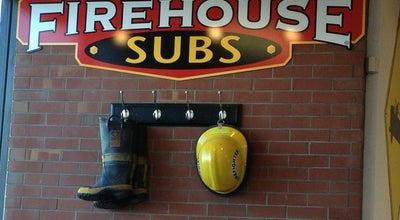 Photo of Sandwich Place Firehouse Subs at 2120 E Harmony Rd, Fort Collins, CO 80528, United States