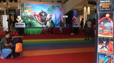 Photo of Theme Park Angry Birds Activity Park at Komtar Jbcc, Johor Bahru 80000, Malaysia
