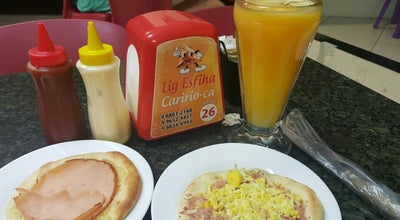 Photo of Diner Lig Esfiha Carioca at Avenida Castelo Branco, Brazil