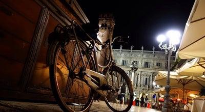 Photo of Plaza Piazza delle Erbe at Piazza Delle Erbe, Verona 37121, Italy