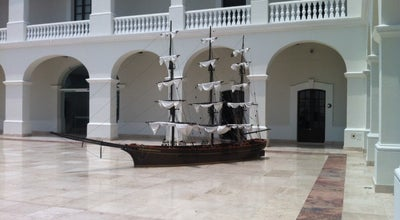 Photo of History Museum Museo Histórico Naval at Aquiles Serdán 37, Veracruz, Mexico