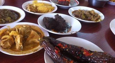 Photo of Asian Restaurant RM Padang Putra Minang at Jl. Ciledug Raya, Tangerang, Indonesia