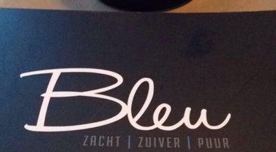 Photo of French Restaurant Restaurant Bleu at Vaartweg 7, Hilversum 1211 JD, Netherlands