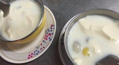 Photo of Dessert Shop จรียา น้ำเต้าหู้ เต้าฮวย บัวลอยน้ำขิง at Thailand