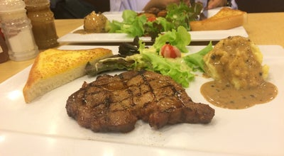 Photo of Steakhouse Jeffer Steak (เจฟเฟอร์) at Robinson Lifestyle Center Suphanburi, Suphan Buri 72000, Thailand