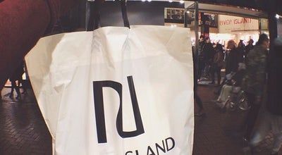 Photo of Clothing Store River Island at Kalverstraat 22-26, Amsterdam 1012 PD, Netherlands