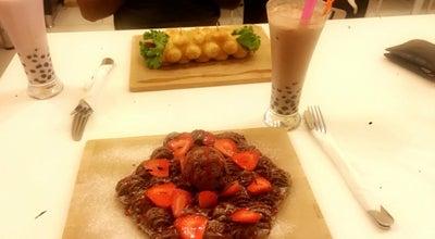 Photo of Bakery Bubble Waffle Cafe at Azerbaijan