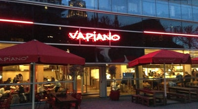 Photo of Italian Restaurant Vapiano at Binnenrotte 140-148, Rotterdam 3011 HC, Netherlands