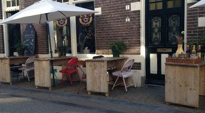 Photo of Coffee Shop Central Park at Kapelstraat 1 7311 BK, Netherlands