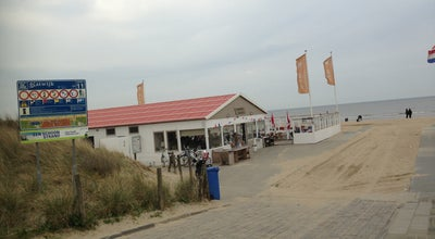 Photo of Beach Bar Strandpaviljoen Zee & Zon at Boulevard Zeezijde 19, Katwijk zh 2225 BB, Netherlands