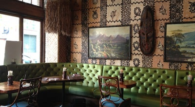 Photo of Lounge Trader Vic's at 1203 Nw Glisan St, Portland, OR 97209, United States