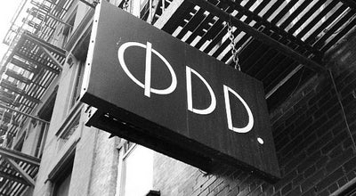 Photo of Boutique ØDD. New York at 164 Ludlow St, New York, NY 10002, United States