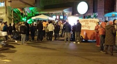Photo of Food Truck Cachorro-Quente do Mestre at R. Gen. Lima E Silva, 625, Porto Alegre 90050-100, Brazil