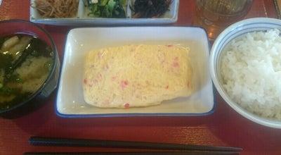 Photo of Diner ごはんや松江西津田食堂 at 西津田3-4-5, 松江市 690-0017, Japan