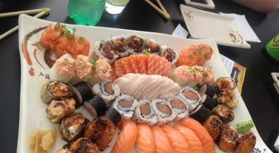 Photo of Japanese Restaurant Feng Sushi at Marrey Junior 2381, Franca, Brazil