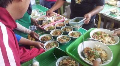 "Photo of Breakfast Spot Bubur ""Abah Barata"" at Gor Pangsuma, Pontianak, Indonesia"