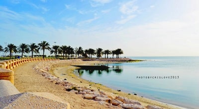 Photo of Outdoors and Recreation Khobar Corniche | كورنيش الخبر at Prince Turkey St., Khobar 34425, Saudi Arabia