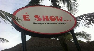 Photo of Sports Bar Quiosque É Show at Av. Miguel Stéfano, Guarujá, Brazil