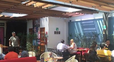 Photo of Breakfast Spot el pendulo at Alvaro Obregón 86, Mexico