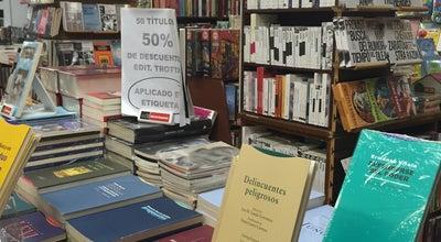 Photo of Bookstore Librería Coyoacán at Francisco Ortega #27, Ciudad De México 04000, Mexico