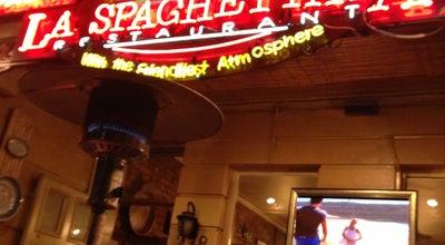 Photo of Italian Restaurant La Spaghettata at 238 Lygon St, Carlton, VI 3053, Australia