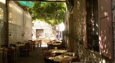 Photo of Meze Restaurant Παράταιρον at Παλαιών Πατρών Γερμανού 7, Μυτιλήνη 811 00, Greece