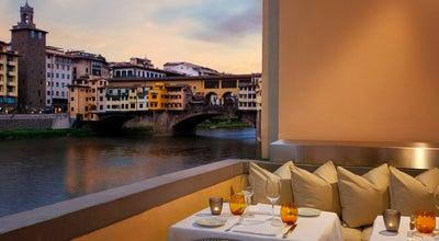 Photo of Italian Restaurant Borgo San Jacopo at Borgo San Jacopo 62/r, Firenze, Italy