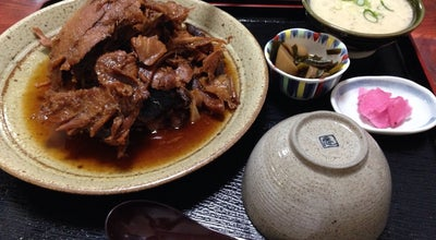Photo of Japanese Restaurant いも汁処 本丸 at 南2-14-2, 掛川市, Japan