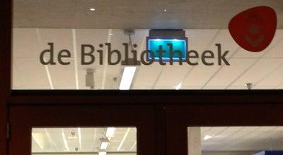Photo of Library Centrale Bibliotheek Hoofddorp at Raadhuisplein 7, Hoofddorp, Netherlands