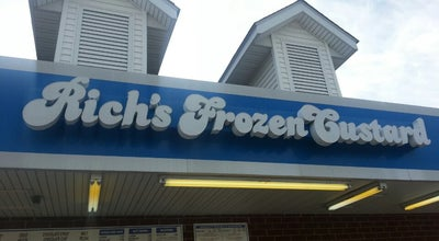 Photo of Ice Cream Shop Rich's Frozen Custard at 6065 Telegraph Rd, Saint Louis, MO 63129, United States