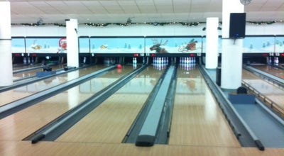 Photo of Bowling Alley Fun Fabrik Bowling at Kaistrasse, Kiel 24114, Germany