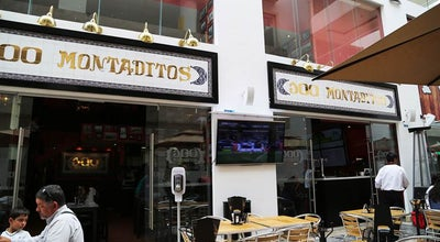 Photo of Tapas Restaurant 100 Montaditos at Plaza Jazz, San Andrés Cholula 72830, Mexico