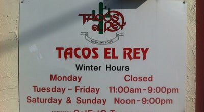 Photo of Taco Place Tacos el Rey at 2000 Birch Rd, Kenosha, WI 53140, United States