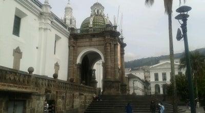 Photo of Historic Site Catedral Metropolitana at Venezuela Y Espejo, Quito, Ecuador
