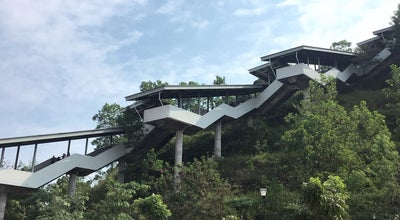 Photo of Trail Stairway to Heaven at Tangga Uitm Puncak Alam, Selangor, Malaysia